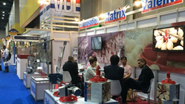 VDL Agrotech booth at the VIV Asia 2015 width=